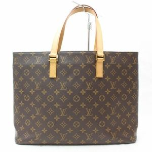 100% Auth Louis Vuitton Luco Tote/Laptop/OfficeBag